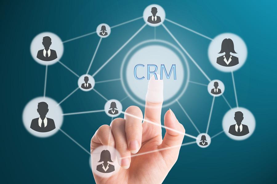 CRM顧客管理のイメージ画像
